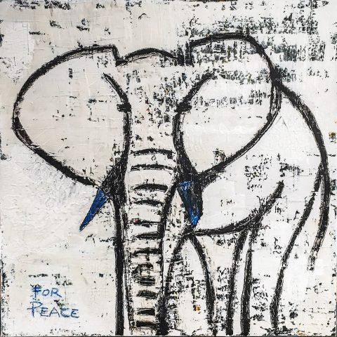 Elephants for Peace.